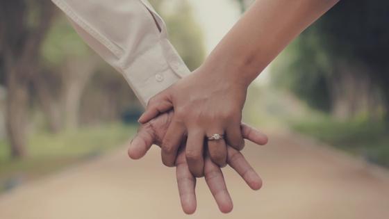 縁があって結婚