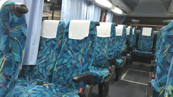 博多太宰府天満宮バス旅人